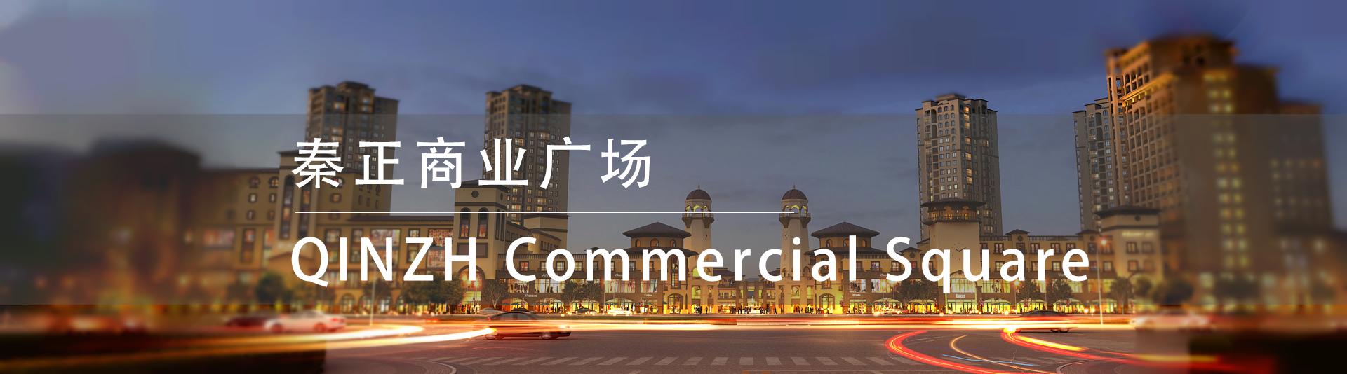 秦正商业广场